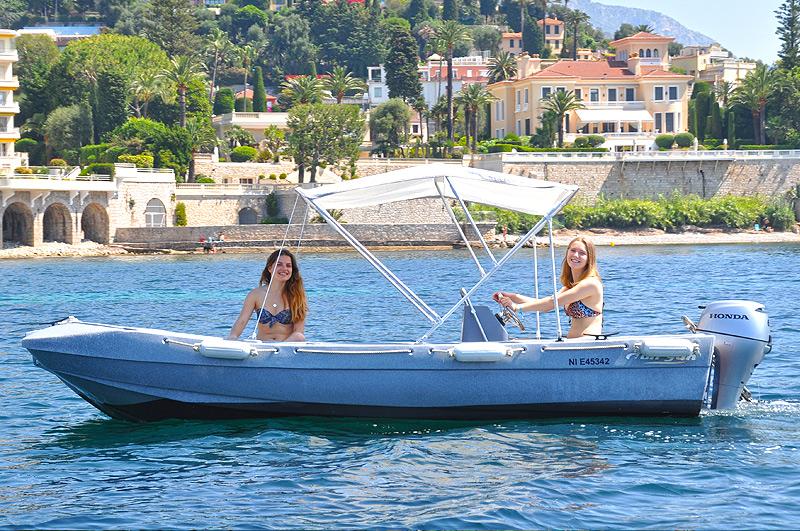 promenade bateau villefranche sur mer